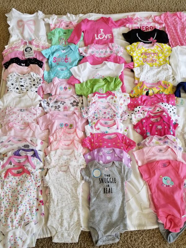 Tons Of Infant Clothes For Sale Never Used Baby Kids In San