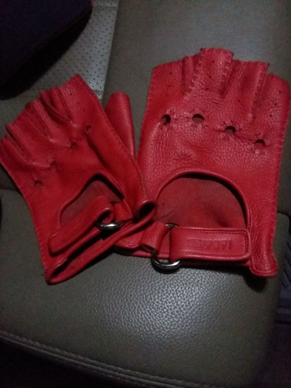driving thread on best ferrari gloves black fingerless red images riparo pinterest riparomoto page product leather