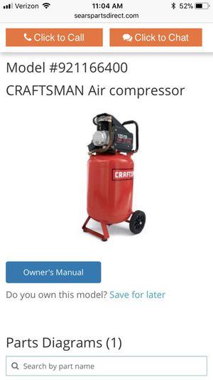 12 gallon oil lubed air compressor