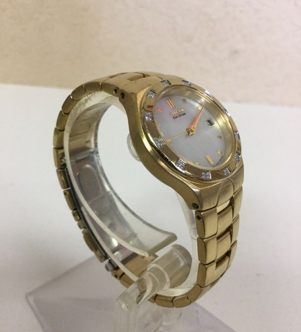Gourgeous Citizen Eco-Drive Ladies Watch