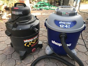 Vaccum cleaner 12 gallons