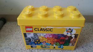 Lego bucket