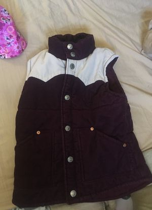 True religion vest