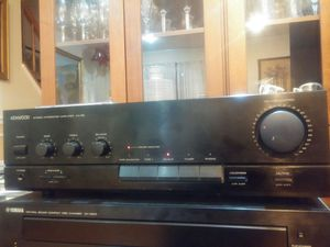 KA-58 Kenwood integrated amplifier