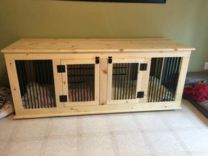 Custom Indoor Dog House Kennel Crate (Household) in SeaTac, WA ...