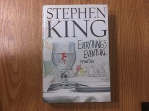 Stephen King Everythings Eventual 14 dark tales