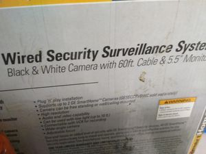 GE Security monitor