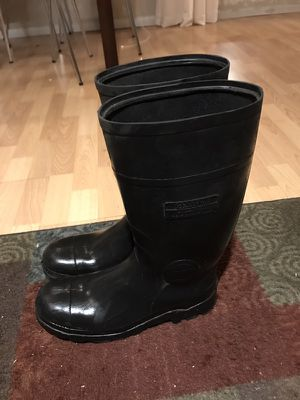 Boots/for pressure washing or Concrete