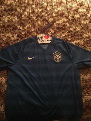 Brazil Away Jersey