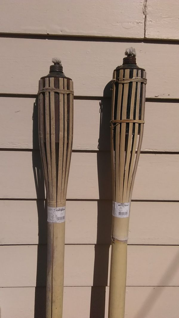 com outdoor fiberglass inch pack tiki garden lamp torch lamps wicks kentucky of amazon dp