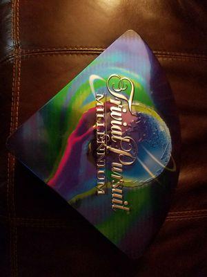 Millennium Edition Trivial Pursuit Game