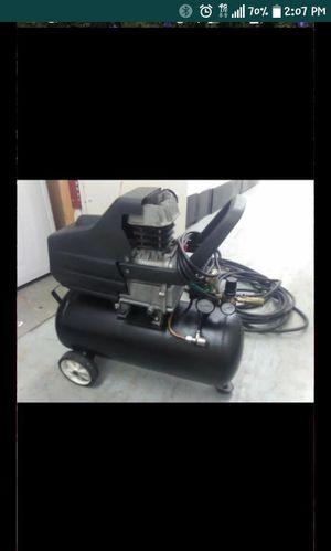 8 gallon Compressor
