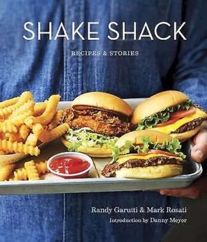 Brand New Shake Shack Hardcover Book 📚