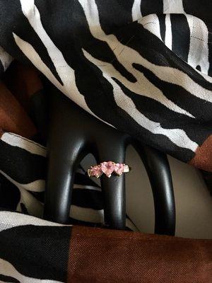 10k Pink ring