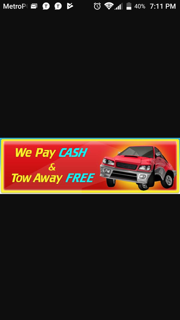 Cash for junk car (Motorcycles) in Orlando, FL