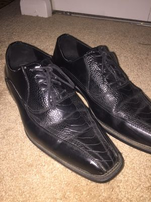 Black dress shoes 10