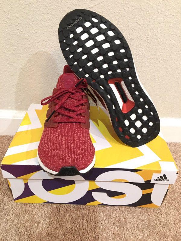 Adidas Ultra Boost Triple White 1.0 On Feet