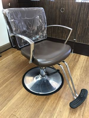 Barber shop chairs (10)