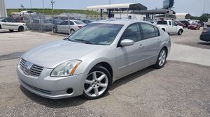 """Nissan Maxima 2005 """"Warranty for 3 month or 3000 miles"""""""