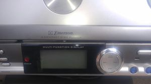 Emerson 3 CD player