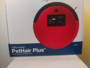 Bobsweep Pet Hair Plus Rogue