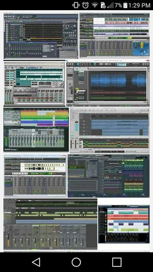 Music softwares