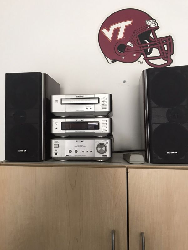 bookshelf polk cd hi receiver denon player with fi speaker micro prevnext