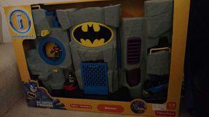 Imaginext dc super friends batcave - New