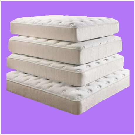 comfort shipping mattress free overstock product bath touch bedding topper inch foam of serta memory