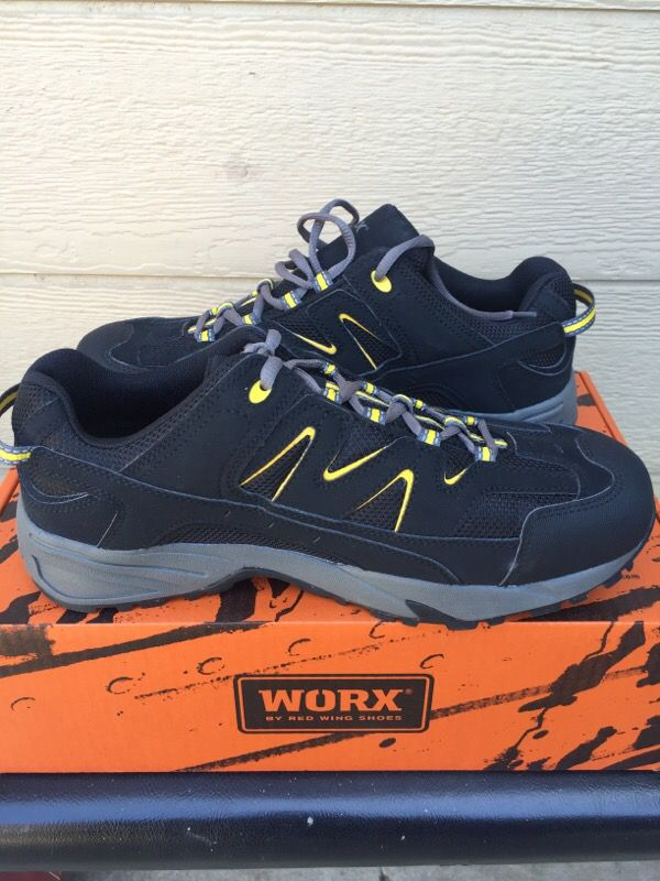 Worx Red Wing Safety Shoes ( Clothing & Shoes ) in Fremont, CA ...