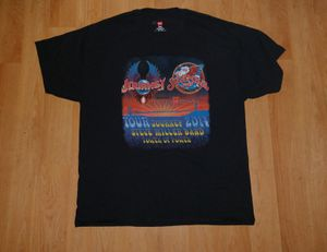 Journey and Steve Miller Band T-Shirt