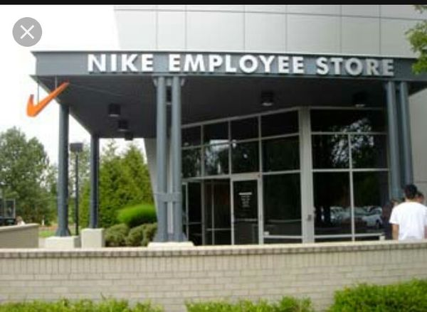 nike employee store portland