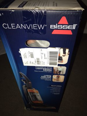 Bissell CleanView OnePass Tech Vacuum Cleaner