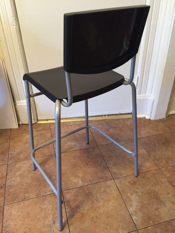ikea stig bar stool chair furniture in queens ny