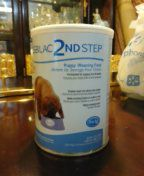 Puppy weaning Food ESBILAC 2nd step