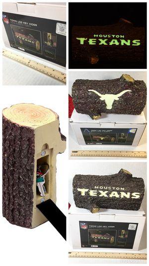 Houston Texans or Texas Longhorns UT Collectable