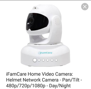 Ifamcare video Camera