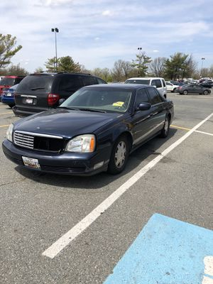2005 Cadillac Deville part out or project car. Still runs