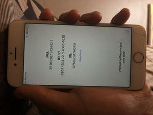iPhone 7 gold 64 GB.