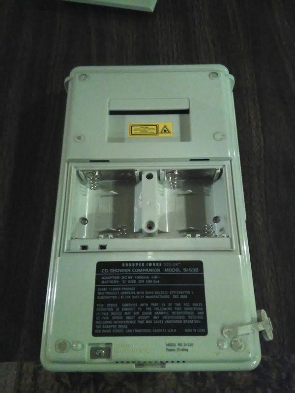 Sharper Image Shower CD player (Electronics) in Garden Grove, CA ...