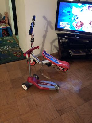 Space scooter new