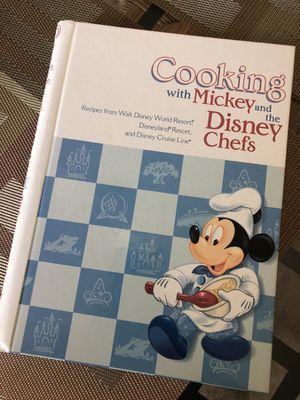 Disney Cookbook