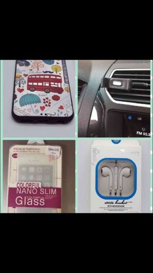 Hot deal I phone 6/6s accessories package new