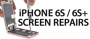 IPHONE 6 AND 6PLUS SCREEN FIX