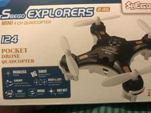 Pocket drone mini
