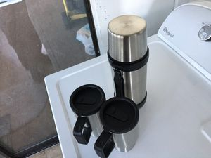 Thermos and cops