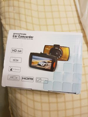 New in box car camcorder