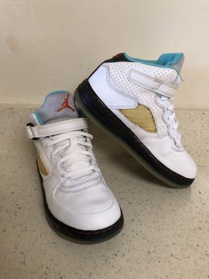 Nike Jordan shoes size 3Y.