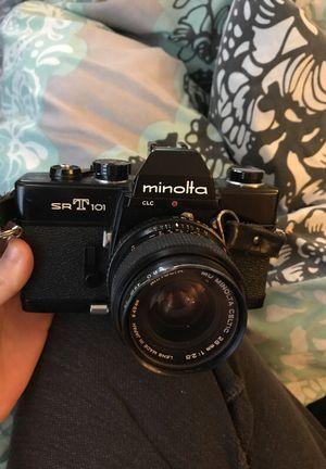 Minolta camera perfect condition