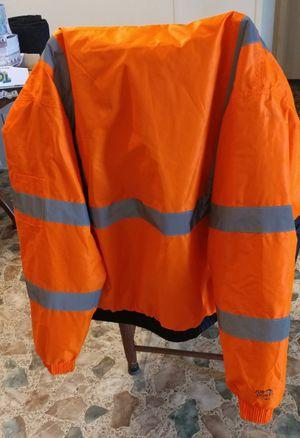 3 x job sight coat